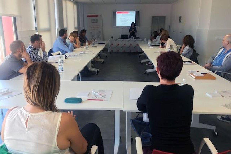 Seminario en Ciudad Real.