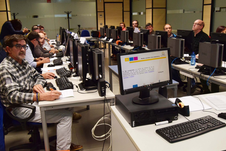 Curso de Informática en Ciudad Real