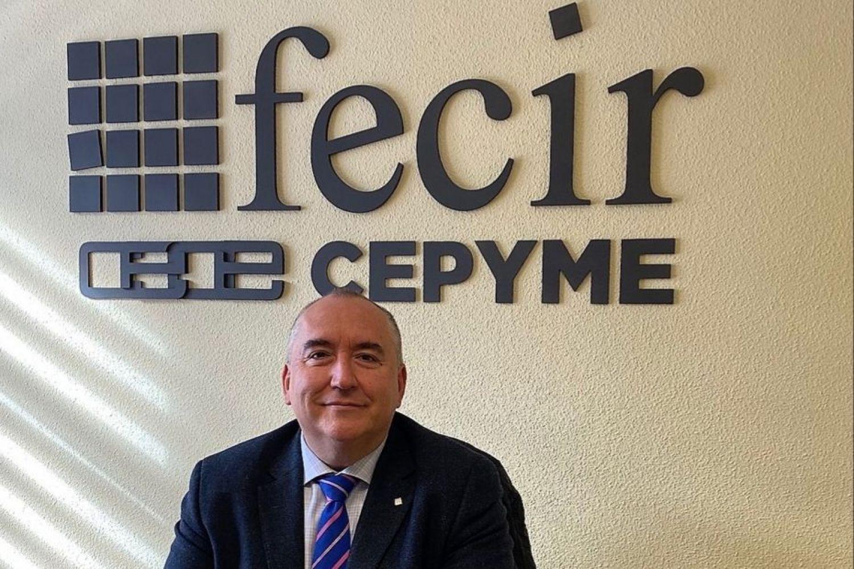 Carlos Marín, presidente de FECIR.
